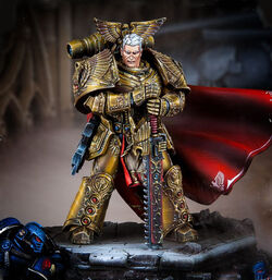 Rogal Dorn Mini