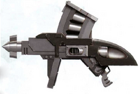 Proteus Pattern Missile Launcher