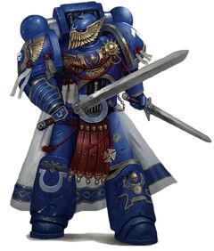 Ultramarine Honour Guard