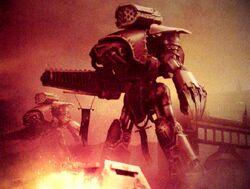 Legio Vulcanum Chaos Reaver