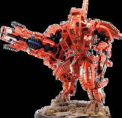 XV107 R'varna Battlesuit