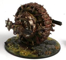 DG Chaos Death Wheel