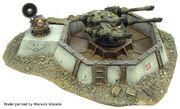 Imperial Guard Hydra Emplacement