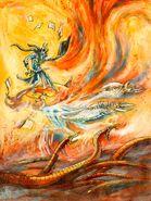 Пылающие колесницы Тзинча