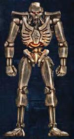Maynarkh necron warrior Amarah Prime