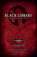 Black Library Weekender Anthology (Anthology)