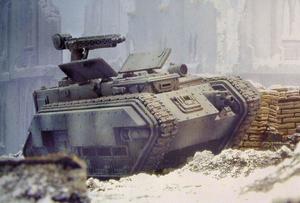 Trojan Supply Vehicle