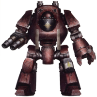 WB Legion Contemptor Dred Serrated Suns2