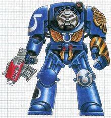 Ultramarine terminator