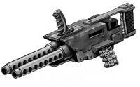 Echon Pattern Mark III Assault Stubber