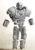 Ignatus-pattern power armour