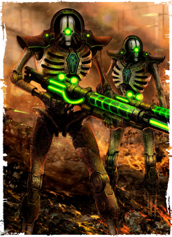 Necron Deathmarks