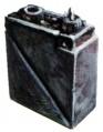 Lasgun Battery