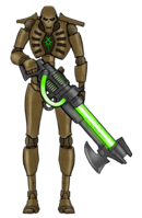 Nephrekh Warrior