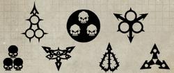 Nurgle Icons