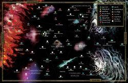 Koronus Expanse of the Halo Stars