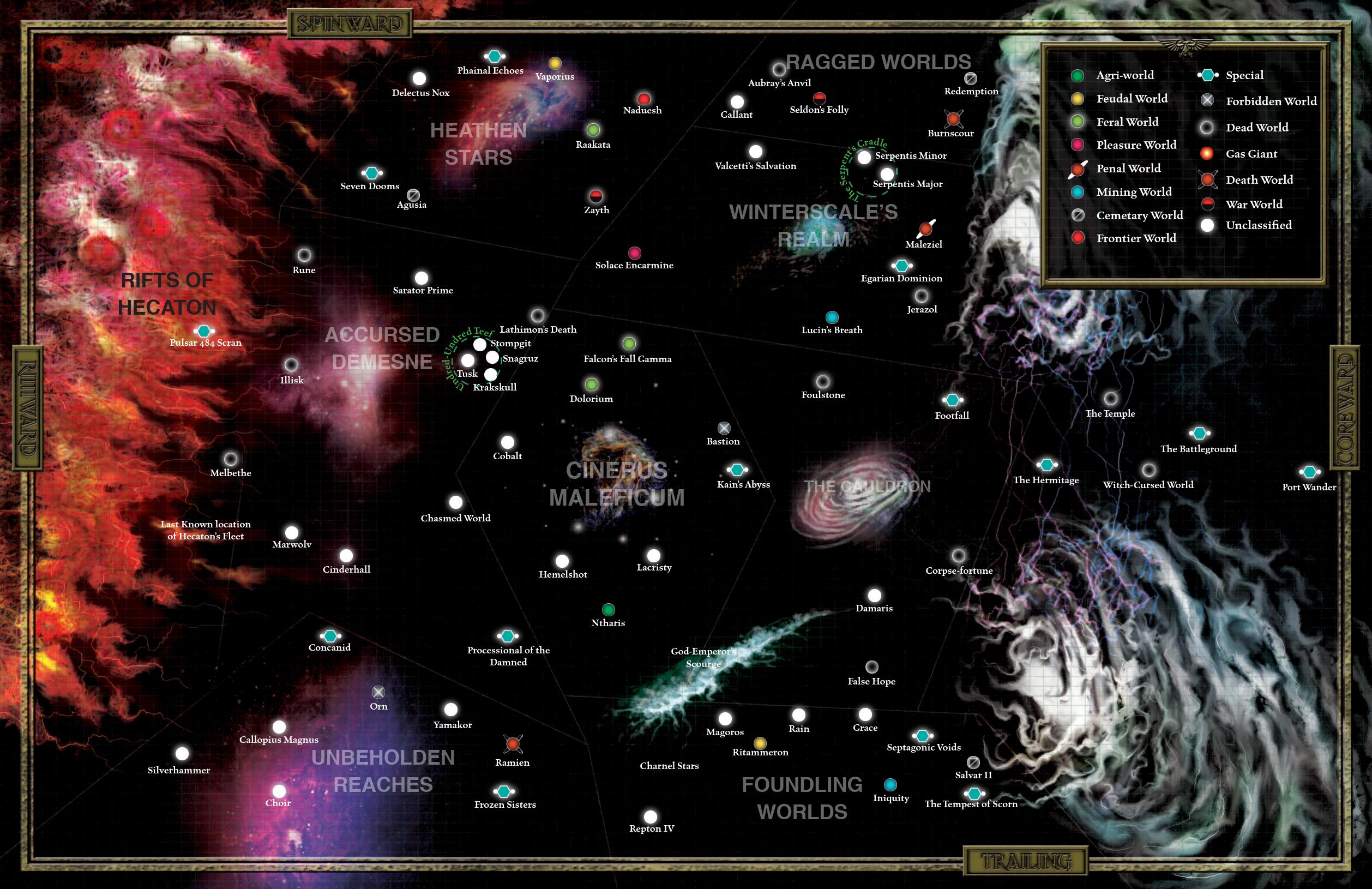 Koronus Expanse   Warhammer 40k   Fandom on