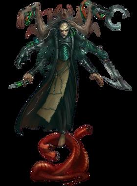 Master Haemonculus Urien Rakarth