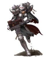Battle Sister Sacred Rose