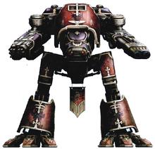 Legio Vulpa Warhound Titan