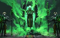 Necron Guard Lich