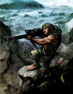 Ratling Sniper colour