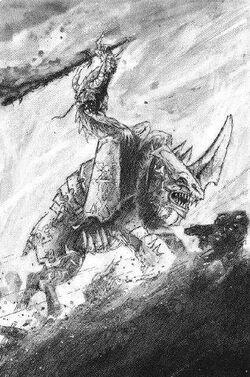 Dzhaggernauty khorna