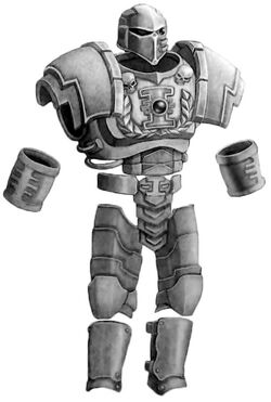Ignatus Power Armour