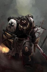The Black Templar-by kingmong