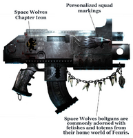 Bolter Asaheim Pattern Diagram