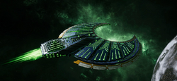 Cairn-class Tomb Ship