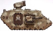 MKV Land Raider Helios