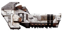 Star Phantoms Casestus Assault Ram 'Spectre of Death'