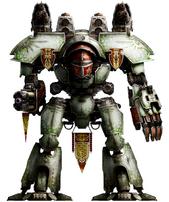 Imperial Hunters Warlord Titan