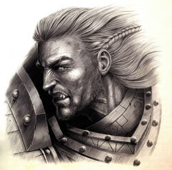 Leman Russ Sketch