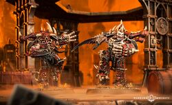 Word Bearers Greater Possessed