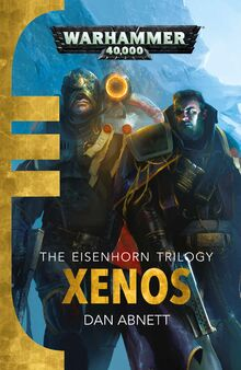 Xenos Rerelease cover