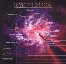 Eye Of Terror Map