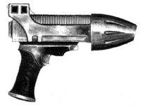 Archaic Plasma Pistol 2