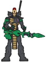 Jade Scythe Dark Reaper