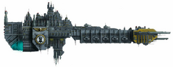 IF Battle Barge