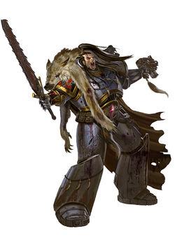 Ragnar blackmane by diegogisbertllorens