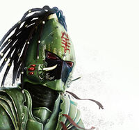 Аспектный шлем Скорпиона