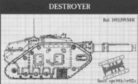 Destroyer Tank Hunter