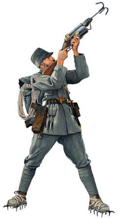 Dieprian Mountain Men Trooper