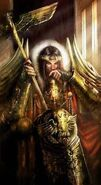 Emperor pre Battle