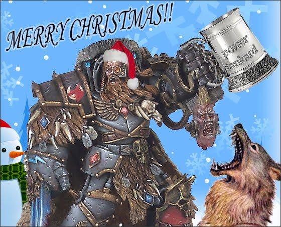 Image - Wulfen Merry Christmas.jpg | Warhammer 40k | FANDOM ...