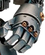GK Nemesis Doom Fist