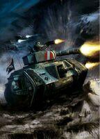 Leman Russ Battle Tank (5)