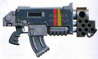 Mk IIIc Combi-Flamer Personal Weapon Howling Griffons